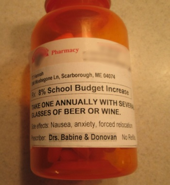 Bitter medicine for some Scarborough residents.