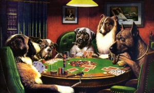 los-dogs-playing-poker