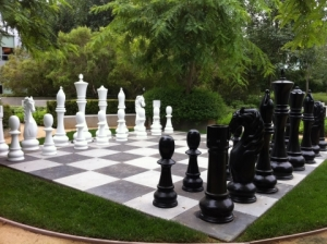 los-chess set
